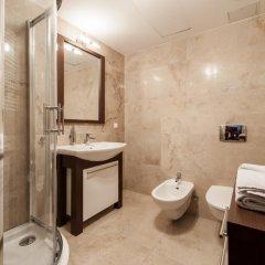 Отель EXCLUSIVE Aparthotel Улучшенные апартаменты с различными типами кроватей фото 31