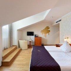 Hotel Am Schubertring 4* Люкс с различными типами кроватей фото 4