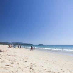 Отель Coral Inn пляж фото 2