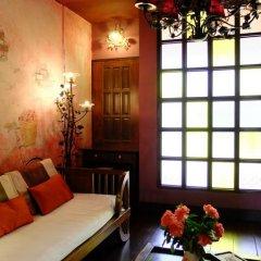 Отель Old Capital Bike Inn 3* Люкс с различными типами кроватей фото 24