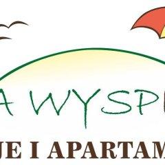 Отель Apartamenty Na Wyspie фитнесс-зал