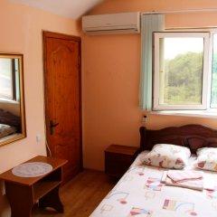 Гостевой дом Простор Стандартный номер с двуспальной кроватью фото 5