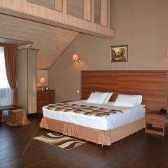 Гостевой дом Театр Студия разные типы кроватей фото 5