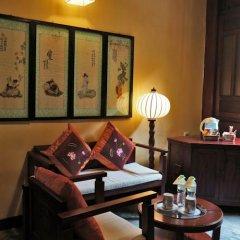 Vinh Hung Heritage Hotel комната для гостей фото 3