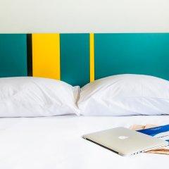 Отель Ecotel Vilnius 3* Стандартный номер с различными типами кроватей фото 17