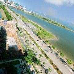 Отель Condotel Ha Long Апартаменты с различными типами кроватей фото 43