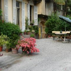 Отель Appartamento in villa d'epoca фото 3