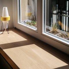 Апартаменты Sunny Boutique Studio Apartment балкон