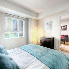 Отель Holiday Inn & Suites Downtown Ottawa Канада, Оттава - отзывы, цены и фото номеров - забронировать отель Holiday Inn & Suites Downtown Ottawa онлайн комната для гостей фото 5