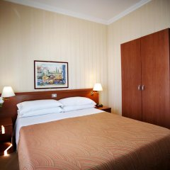 Hotel Dei Fiori 3* Стандартный номер с двуспальной кроватью фото 2