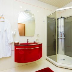 Гостиница Белый Грифон Люкс с различными типами кроватей фото 24
