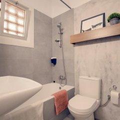 Nereus Hotel ванная