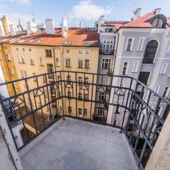 Апартаменты Josefov Apartments Прага балкон