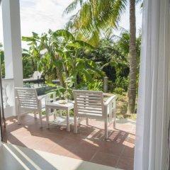 Отель Luna Villa Homestay 3* Стандартный номер с различными типами кроватей фото 2