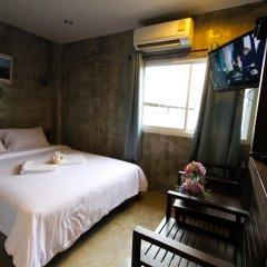 Отель At smile house 2* Улучшенный номер с двуспальной кроватью фото 13