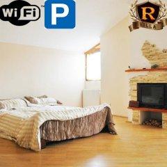 Хостел Вилла Рома комната для гостей фото 5