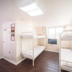 Хостел Itaewon Inn Апартаменты с различными типами кроватей фото 6