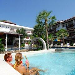 Отель Koh Tao Montra Resort Таиланд, Мэй-Хаад-Бэй - отзывы, цены и фото номеров - забронировать отель Koh Tao Montra Resort онлайн бассейн фото 3