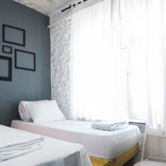 АРТ хостел Культура Стандартный номер с разными типами кроватей фото 2