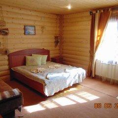 Гостиница Panorama Karpat Yablunytsya Номер категории Эконом с различными типами кроватей