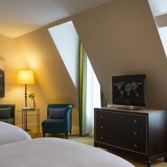 Renaissance Amsterdam Hotel 5* Стандартный номер с различными типами кроватей фото 3