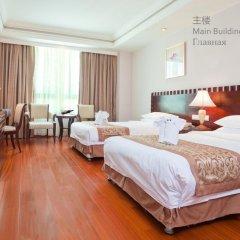 Sanya Baohong Hotel 5* Стандартный номер с различными типами кроватей фото 4