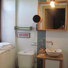 Отель Hostal Gartxenia Стандартный номер с различными типами кроватей фото 6