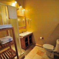 Отель Agroturismo Iabiti-Aurrekoa Испания, Дерио - отзывы, цены и фото номеров - забронировать отель Agroturismo Iabiti-Aurrekoa онлайн ванная