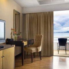 Отель D Varee Jomtien Beach 4* Номер Делюкс с различными типами кроватей фото 6