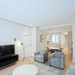 Апартаменты SanSebastianForYou / Kursaal Apartments комната для гостей фото 2