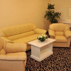 Принц Парк Отель 4* Студия с различными типами кроватей фото 18