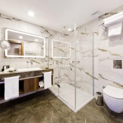 Artur Hotel Турция, Канаккале - 1 отзыв об отеле, цены и фото номеров - забронировать отель Artur Hotel онлайн ванная фото 2