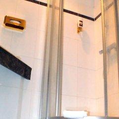 Entrée Hotel Glinde 3* Стандартный номер с 2 отдельными кроватями (общая ванная комната)