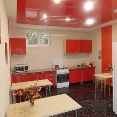 Гостевой дом Виктория Номер Делюкс с различными типами кроватей фото 8