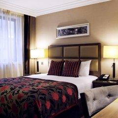 Отель Intercontinental Edinburgh the George 5* Стандартный номер с двуспальной кроватью фото 6