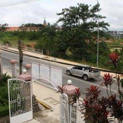 Отель Bich Ngoc Далат балкон