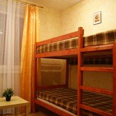 Blagovest Hostel on Tulskaya Кровать в мужском общем номере с двухъярусной кроватью фото 4