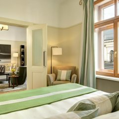 Гостиница Рокко Форте Астория 5* Студия разные типы кроватей фото 8