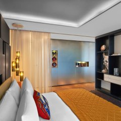 Отель W London Leicester Square 5* Люкс с разными типами кроватей фото 5