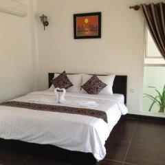 Отель Sea Breeze Resort 3* Номер Делюкс с различными типами кроватей