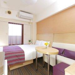 Hotel MyStays Asakusa 2* Улучшенный номер с полуторной кроватью фото 2