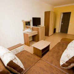 Гостиница Сибирь комната для гостей фото 2
