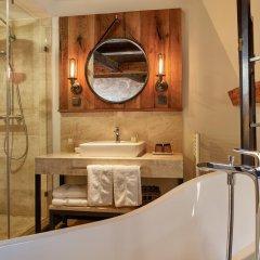 Pest-Buda Hotel - Design & Boutique 4* Представительский люкс с различными типами кроватей фото 2