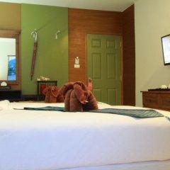 Отель The Guide Hometel 2* Семейный люкс 2 отдельные кровати фото 3