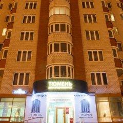 Гостиница Центральный Дом Апартаментов вид на фасад фото 4