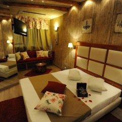 Carol Hotel 2* Люкс с разными типами кроватей фото 34