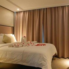 Yingshang Fanghao Hotel 3* Номер Бизнес с различными типами кроватей фото 3