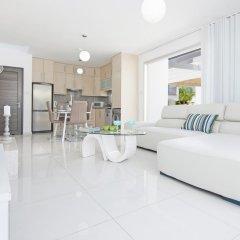 Отель Villa Adonia Кипр, Протарас - отзывы, цены и фото номеров - забронировать отель Villa Adonia онлайн комната для гостей фото 2