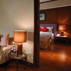 Отель Aonang Villa Resort 4* Люкс с различными типами кроватей фото 2