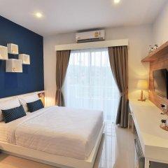 Отель Chill House @ Nai Yang Beach 3* Номер Делюкс с различными типами кроватей фото 4